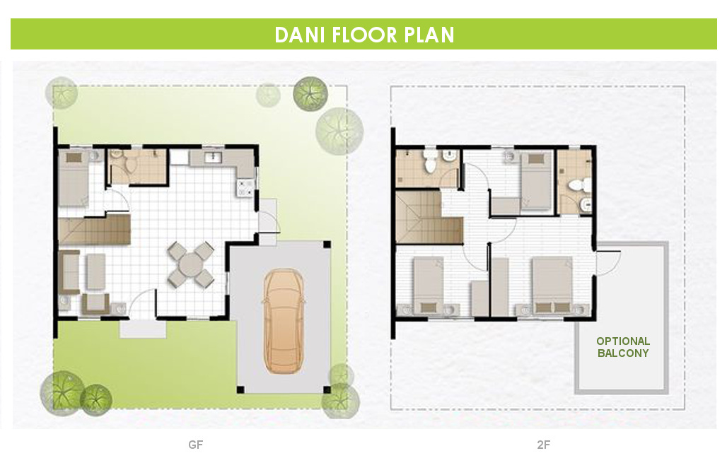 Dani  House for Sale in Amadeo