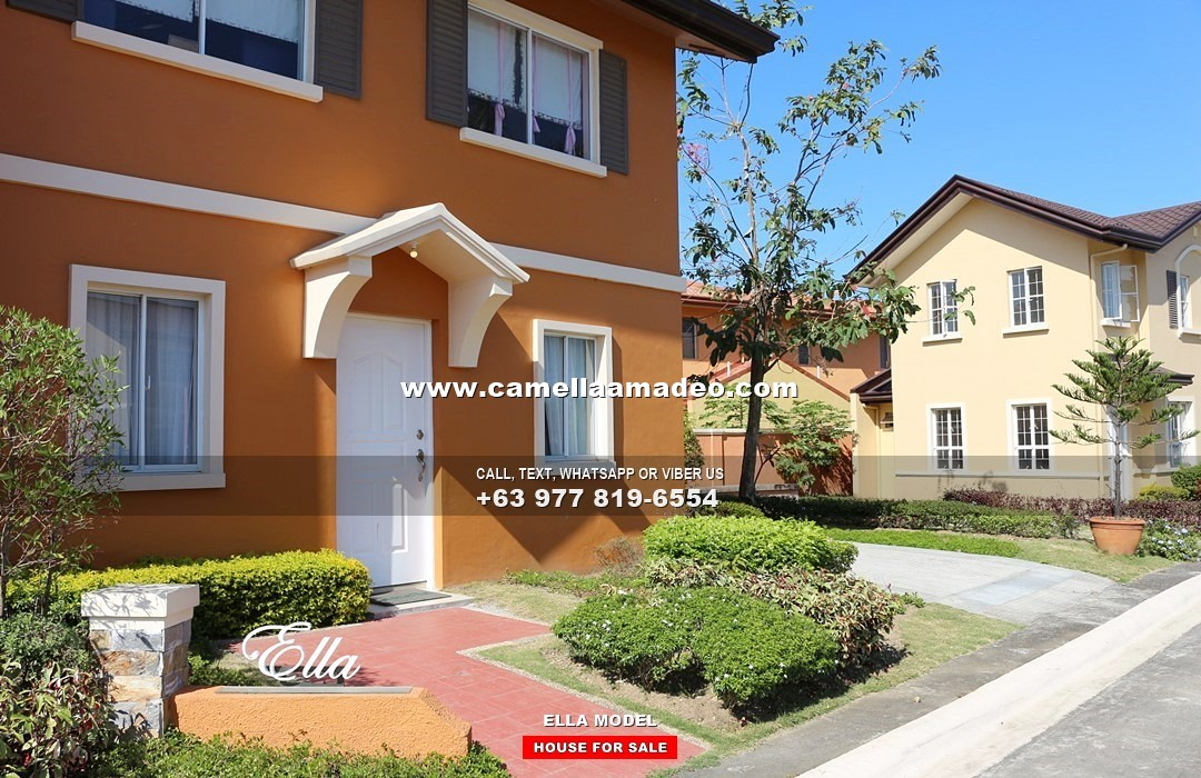 Ella House for Sale in Amadeo