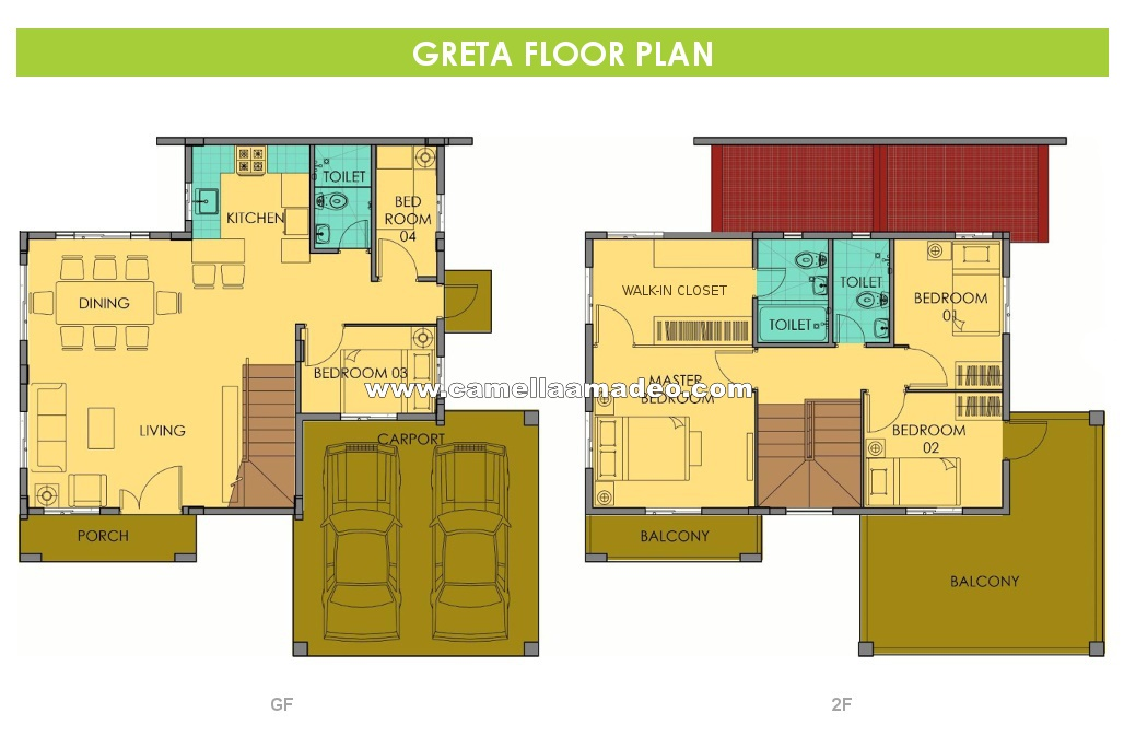 Greta  House for Sale in Amadeo
