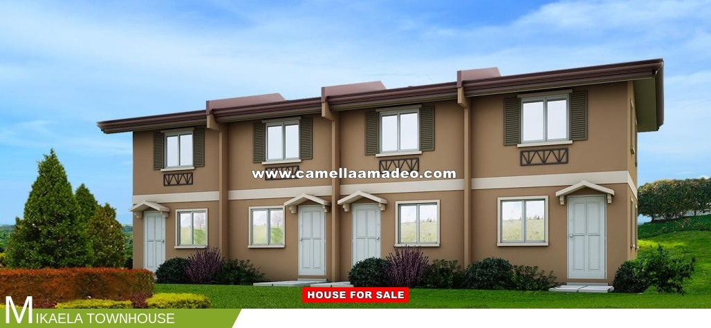 Mikaela House for Sale in Amadeo