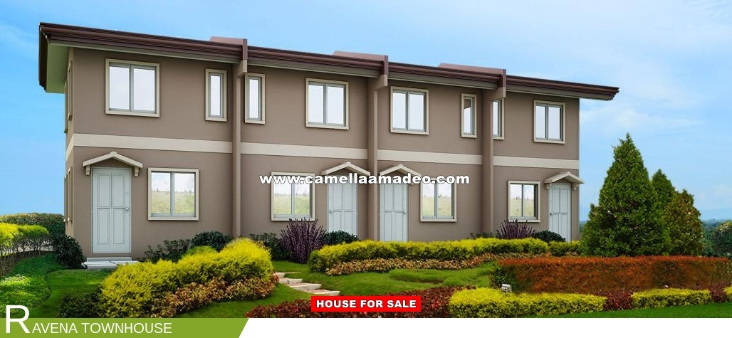 Ravena House for Sale in Amadeo
