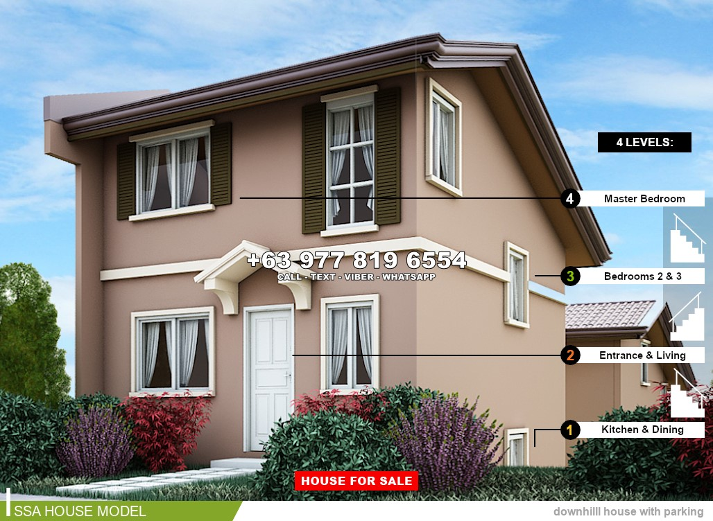Issa House for Sale in Amadeo