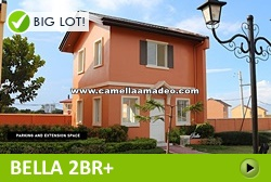 Bella House and Lot for Sale in Amadeo Philippines