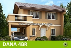 Dana House and Lot for Sale in Amadeo Philippines