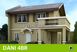 Dani House and Lot for Sale in Amadeo Philippines