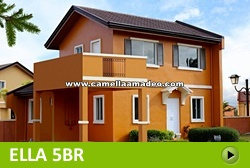 Ella House and Lot for Sale in Amadeo Philippines