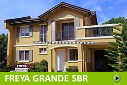 Freya House and Lot for Sale in Amadeo Philippines