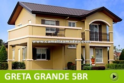 Greta House and Lot for Sale in Amadeo Philippines