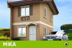 Mika House and Lot for Sale in Amadeo Philippines