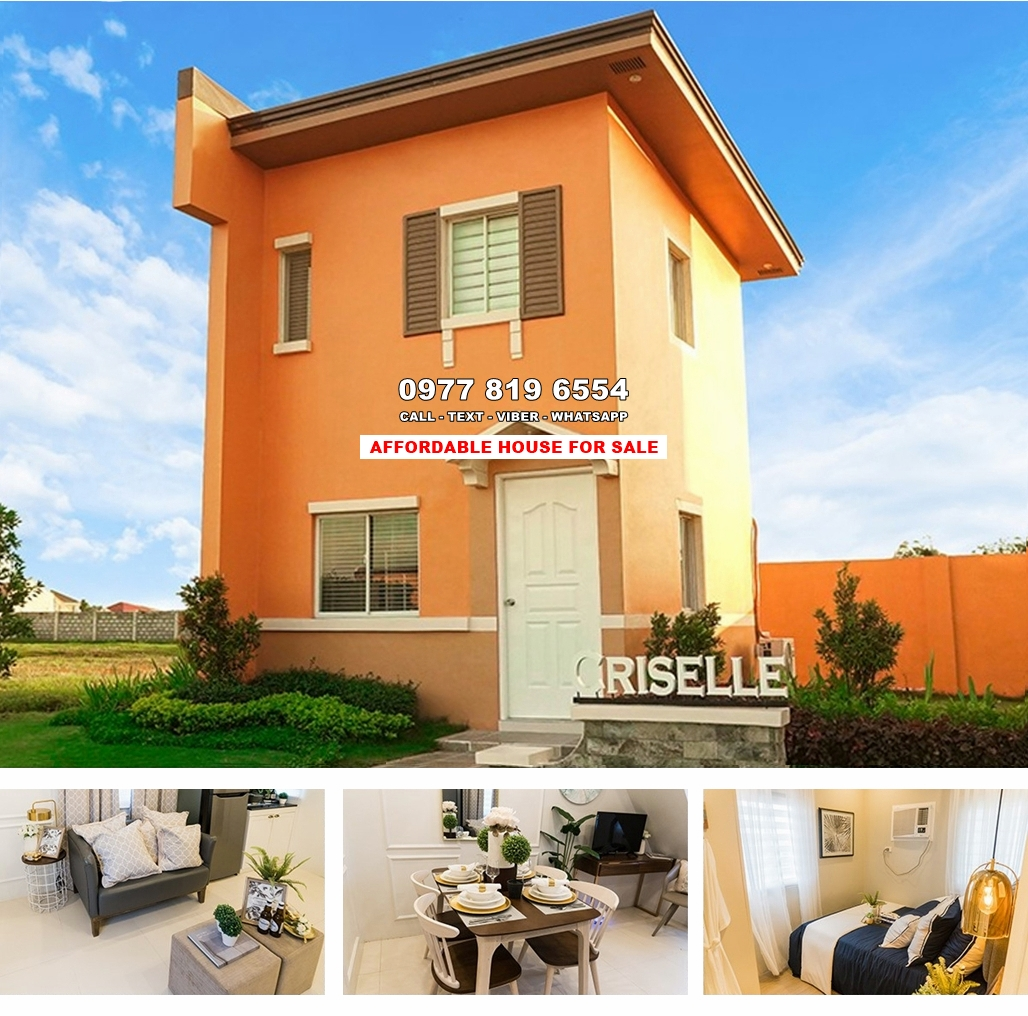 Criselle House for Sale in Amadeo