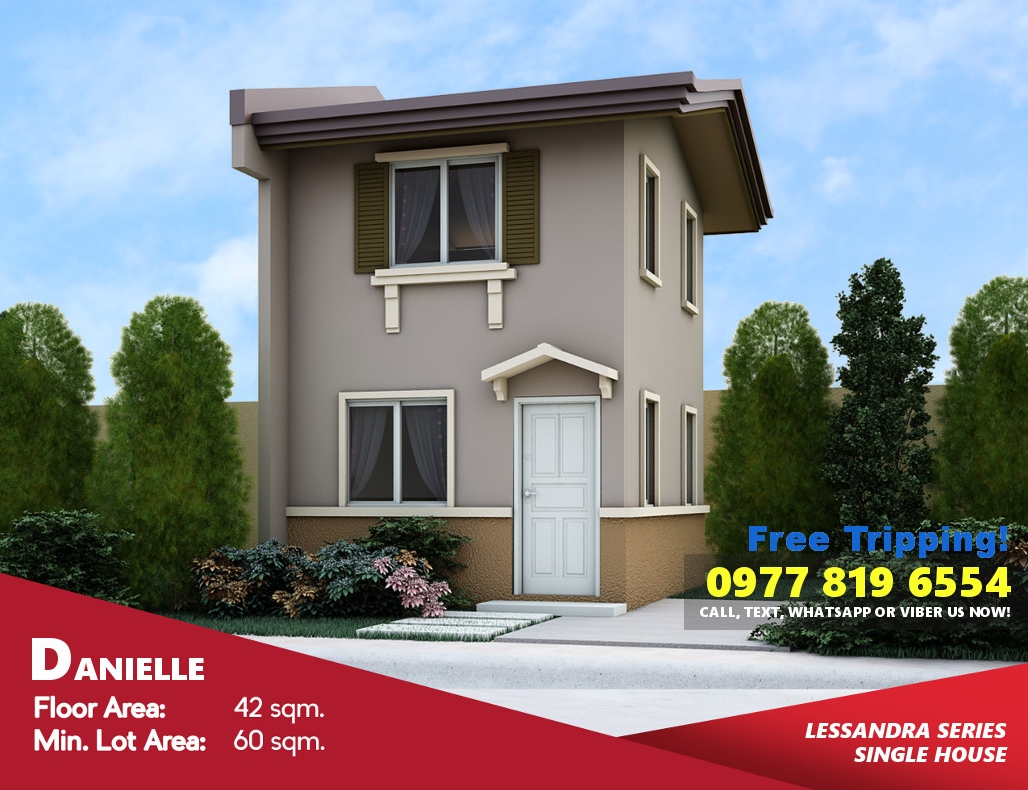 Danielle House for Sale in Amadeo