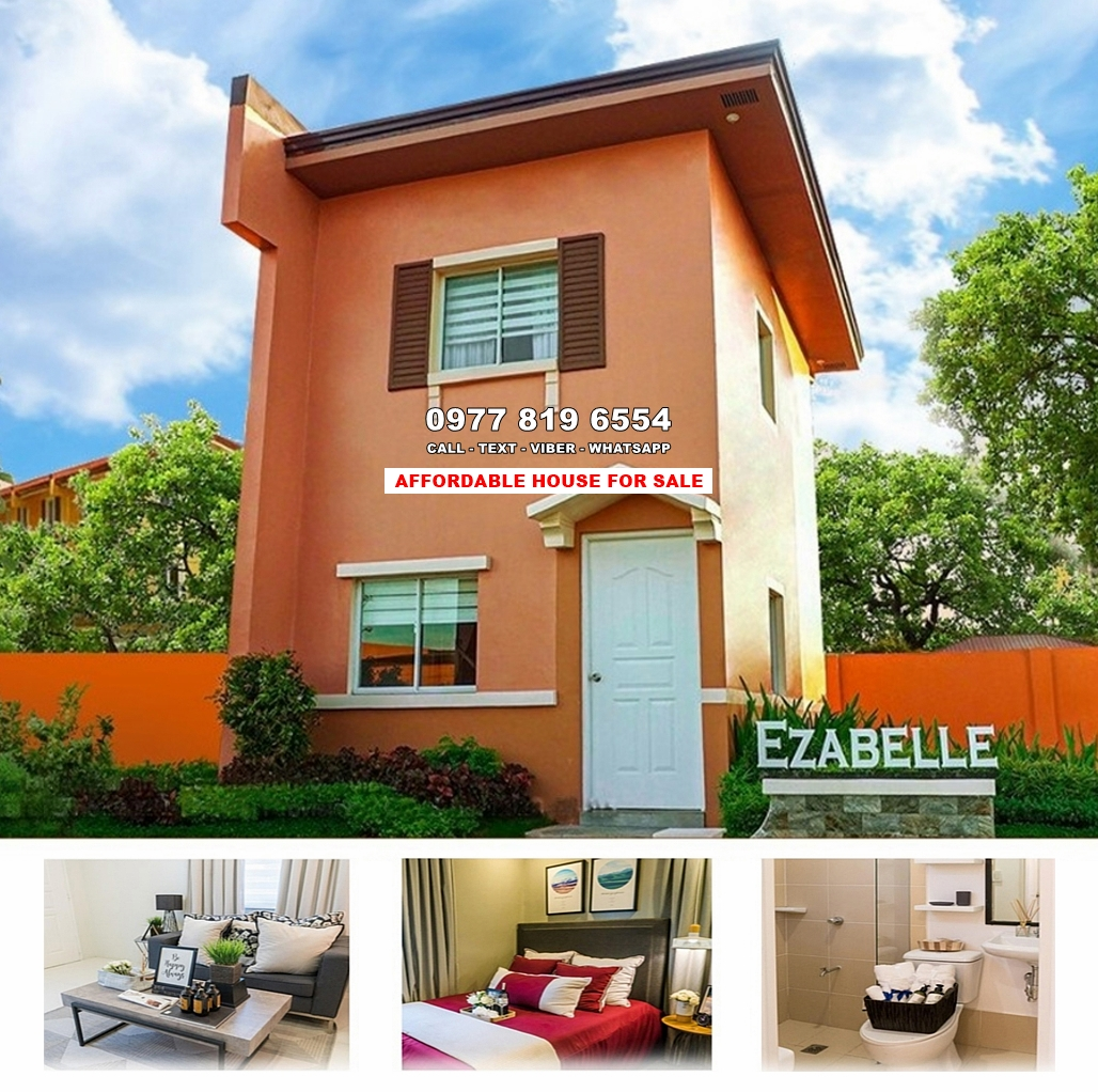 Ezabelle House for Sale in Amadeo